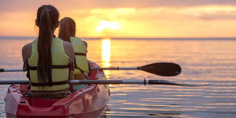 Miyakojima Sunset Kayak Tour